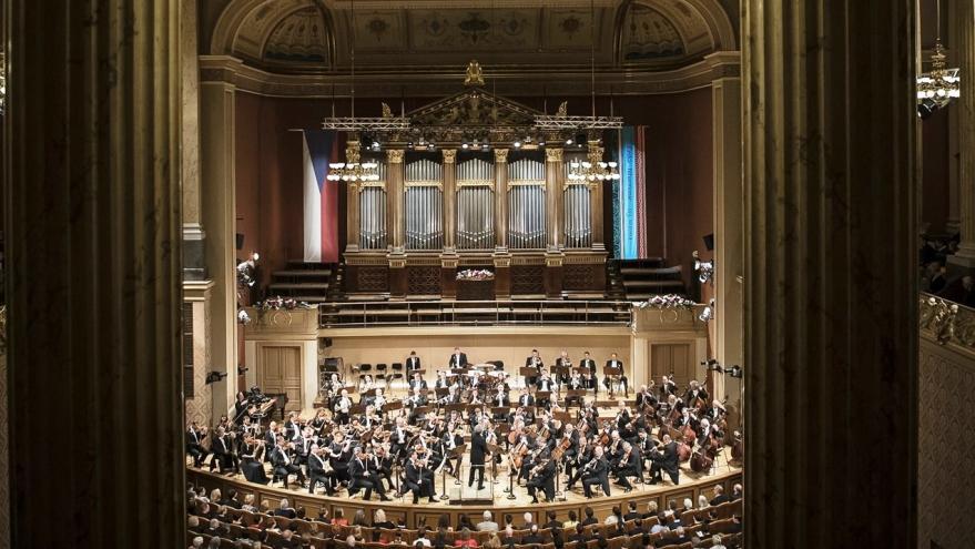 Video Česká filharmonie – Zahajovací koncert 124. sezony