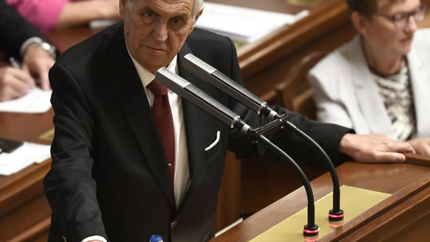 Video Události ČT: Sněmovna projednala základní parametry státního rozpočtu