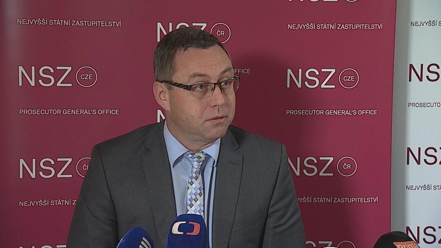 Video Nejvyšší státní zástupce Zeman zdůvodňuje, proč obnovil trestní stíhání Andreje Babiše