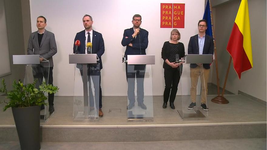 Video Pražští radní audit zatím nezveřejní