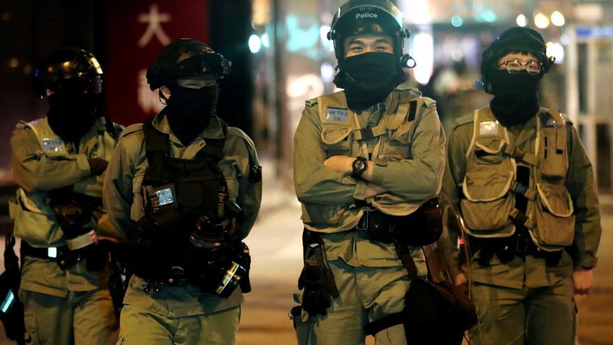 Video Události: Situace v Hongkongu