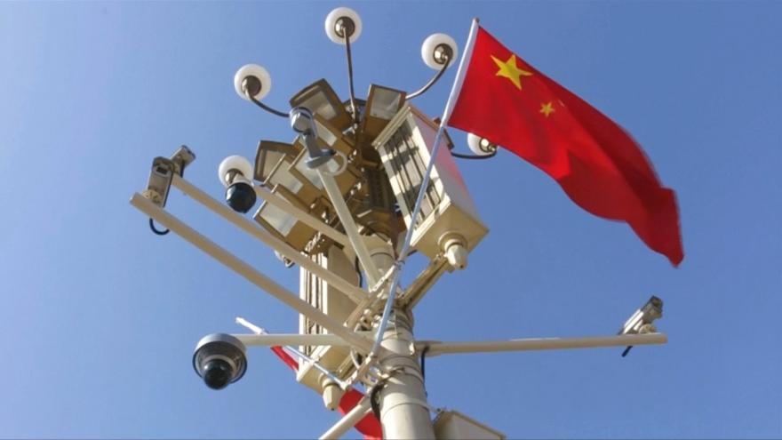 Video Události ČT: Čína posiluje sledování svých občanů