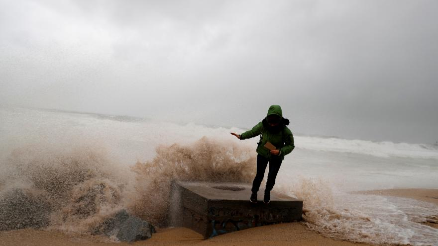 Video Bouře Gloria za sebou ve Španělsku nechala už čtyři mrtvé. Několik desítek lidí je zraněných