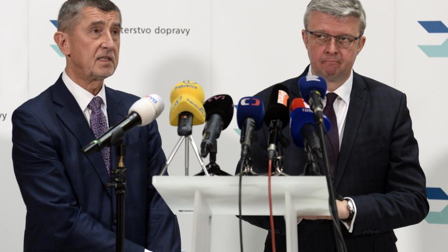 Video Mimořádné pořady ČT24 - Nouzový stav v Česku