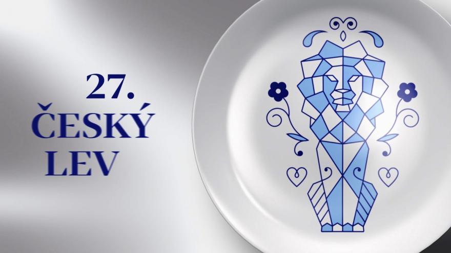 Video 27. Český lev
