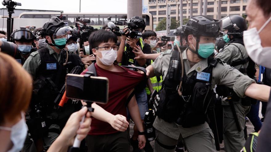 Video Q&A: Situace v Honkongu