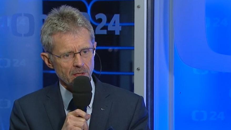 Video Události komentáře: Diskuze předsedy Senátu s šéfem SPD