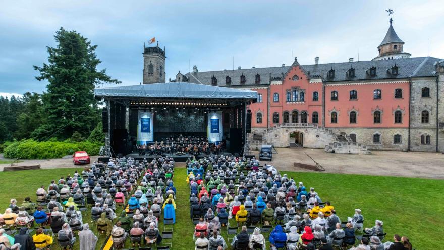Video Česká filharmonie – Open air 2020