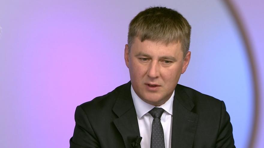 Video Otázky Václava Moravce: Evropské sankce proti Bělorusku
