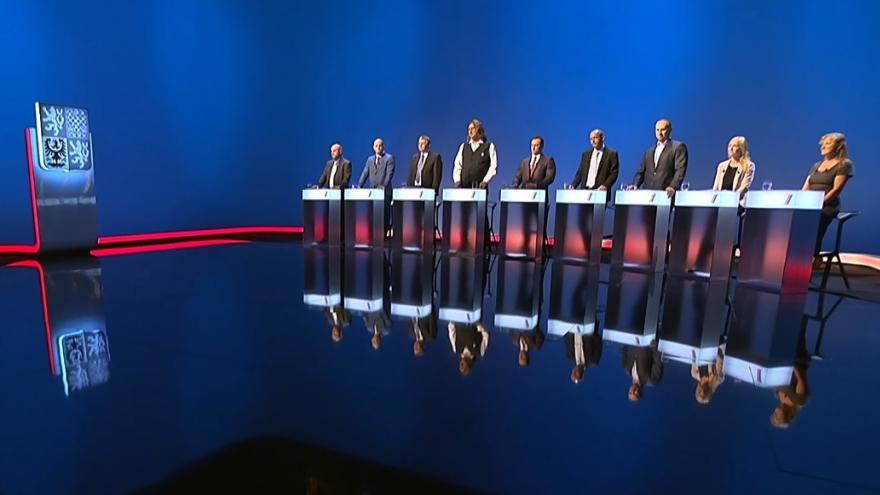 Video Záznam předvolební debaty - Karlovarský kraj
