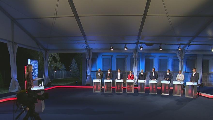 Video Předvolební debata - Kraj Vysočina