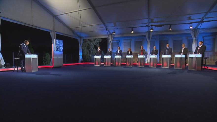 Video Volby 2020 - Olomoucký kraj