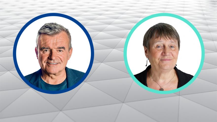 Video Debata postupujících kandidátů do Senátu Romana Krause a Anny Šabatové