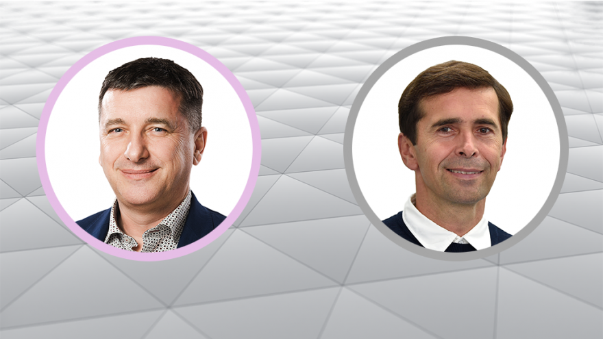 Video Debata postupujících kandidátů do Senátu Tomáše Goláně a Pavla Stodůlky