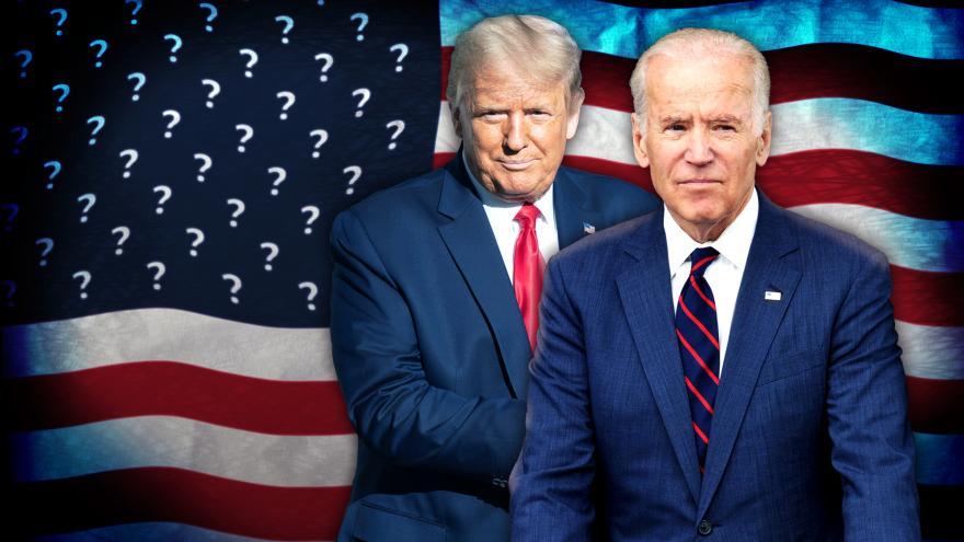 Video Americké prezidentské kampaně vrcholí. Biden i Trump se pouštějí do zásadních témat i do sebe
