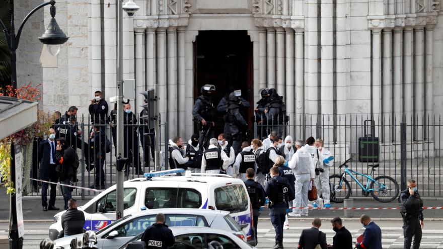 Video Události: Terorismus ve Francii