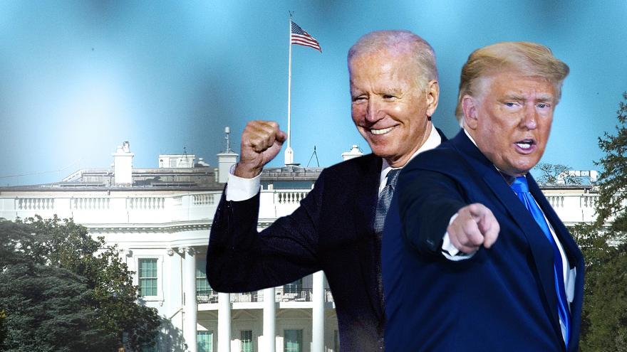 Video Události: Spojené státy stále neznají vítěze prezidentských voleb
