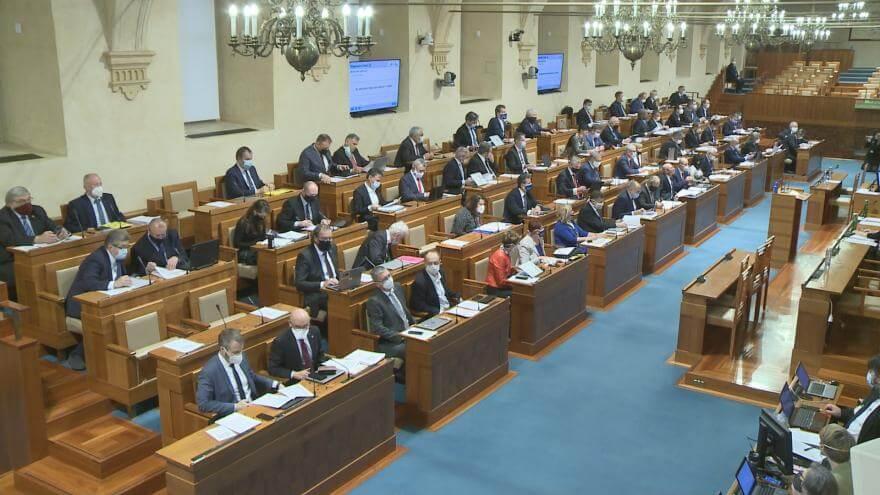 Video Záznam z jednání schůze Senátu 31. března