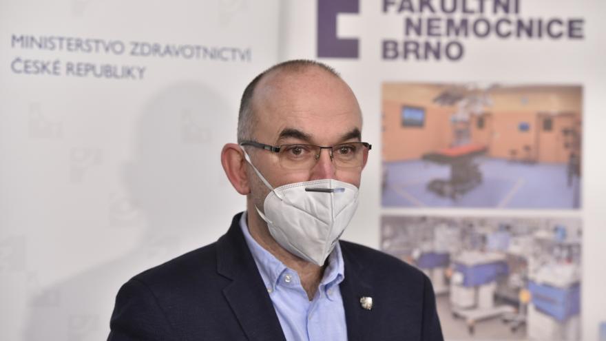 Video Mimořádné pořady ČT24 - Šíření koronaviru v České republice 2020