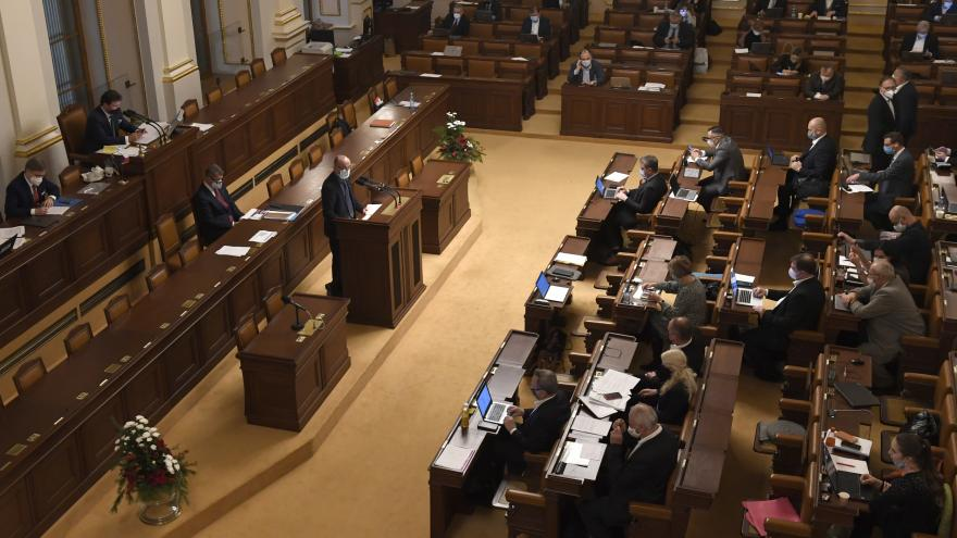 Video Události: Poslanci neprojednali odškodňovací zákon