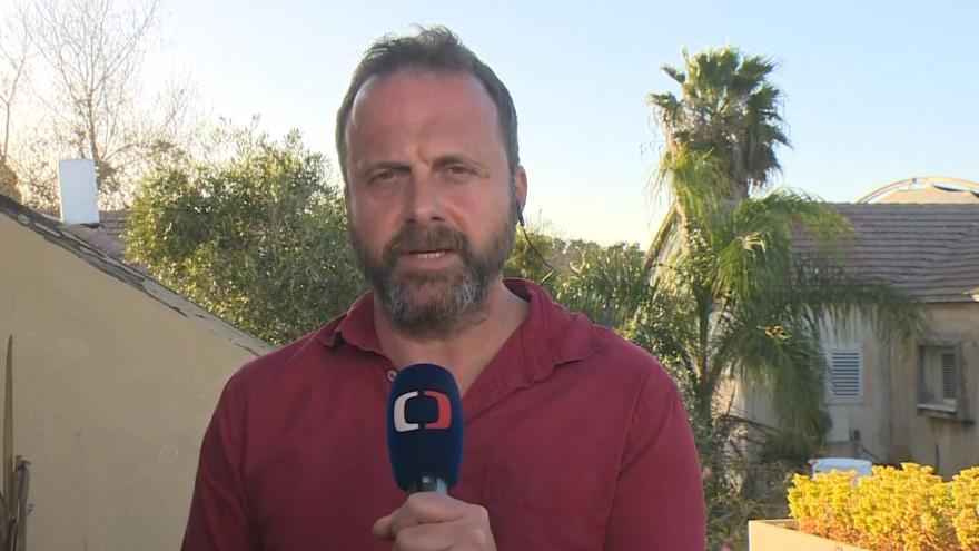 Video Studio ČT24: Zahraniční zpravodaj David Borek k izraelským parlamentním volbám