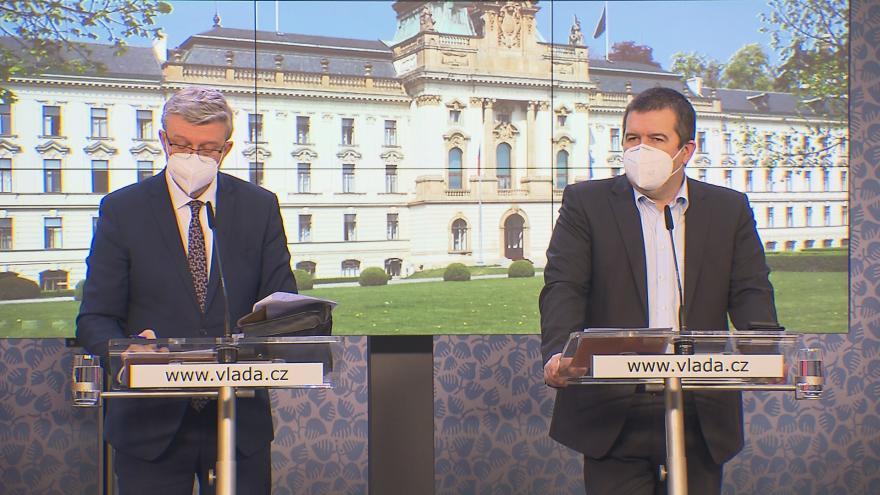 Video Události: Vláda a nouzový stav