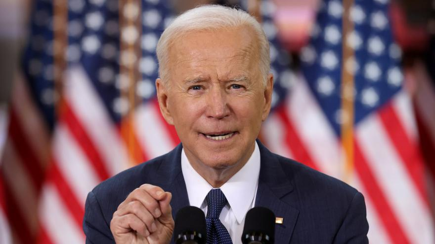 Video Prezident USA Biden představil další bilionový plán