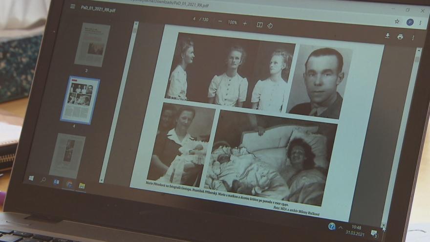 Video Události: Historička pomohla sjednocení rodiny