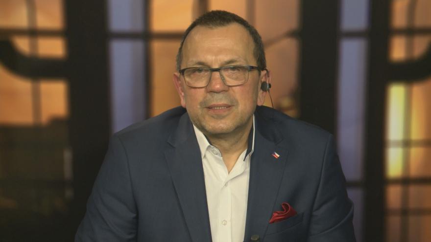 Video Jaroslav Foldyna byla hostem Interview ČT24