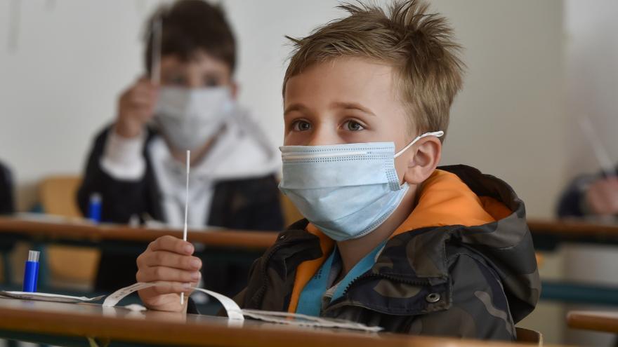 Video Protiepidemická opatření ve školách od září
