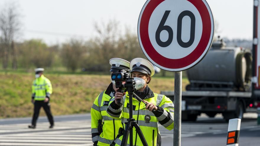 Video Události: Policie se zaměřila na rychlost ve Speed Marathonu