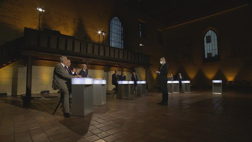 Video Předvolební debata o školství