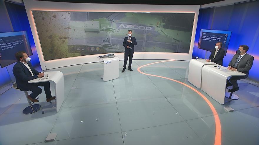 Video 90' ČT24 - Miliardový tendr pro českou armádu