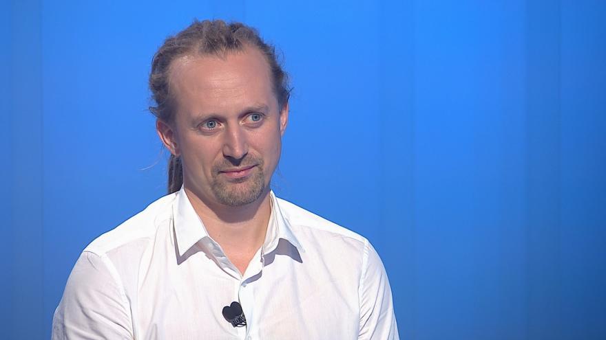 Video Petr Winkler byl hostem Interview ČT24