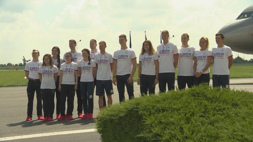 Video Studio ČT24: Předseda Českého olympijského výboru Kejval k okolnostem letu do Tokia