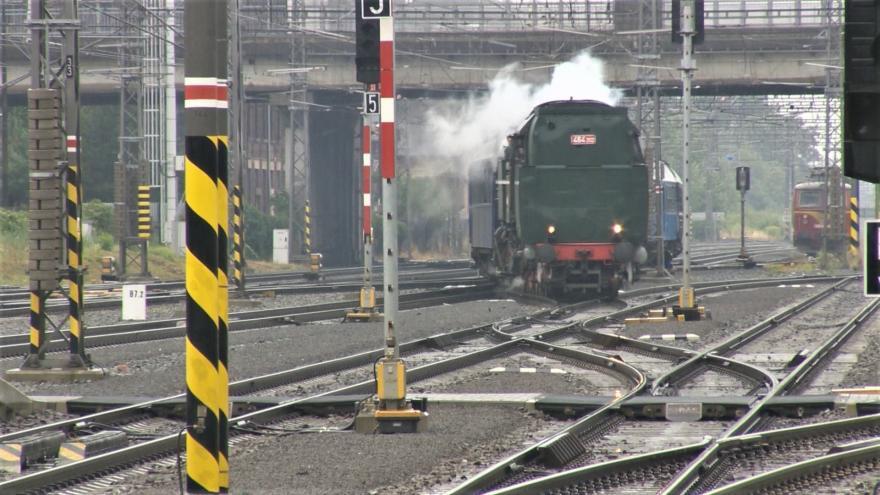 Video Události v regionech: Před 180 lety projel Přerovem první vlak