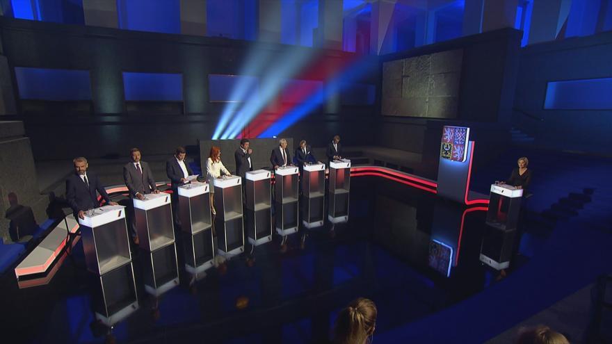 Video Volební superdebata2