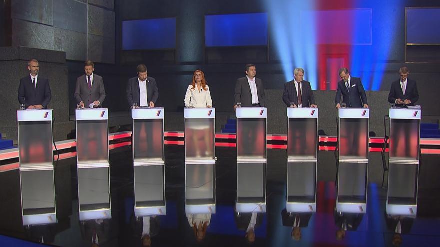 Video Volební superdebata3