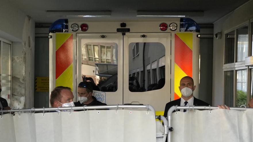 Video Události: Hospitalizace prezidenta Zemana