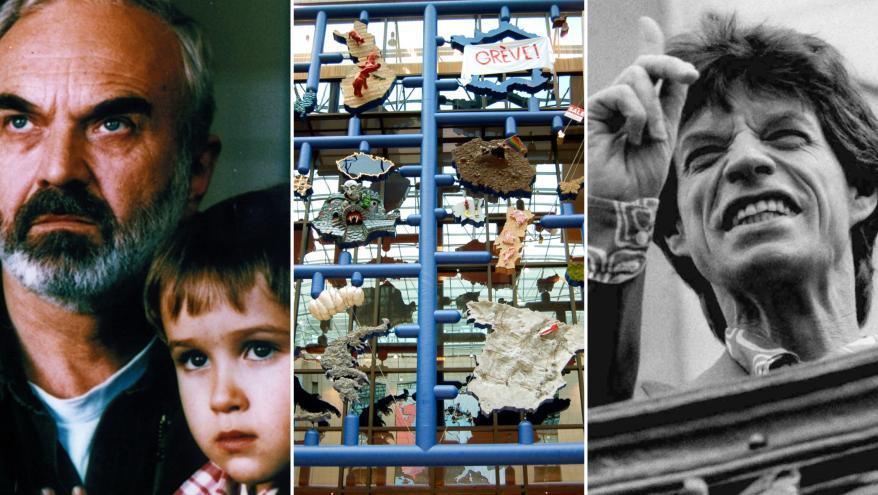 Video Mimořádné pořady ČT24 - 30 let svobody na scéně