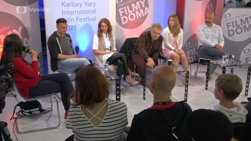 Video ČT na MFF Karlovy Vary 2021 - Cesta domů