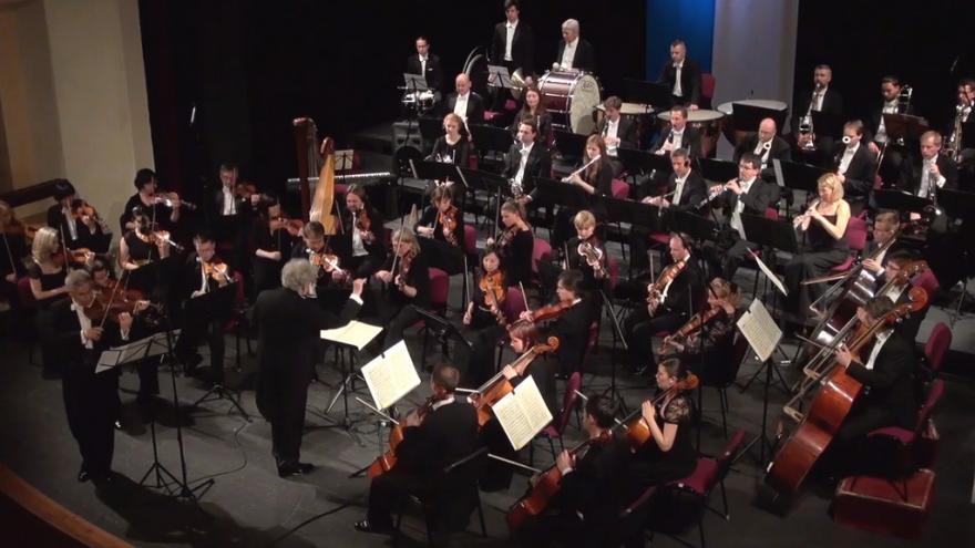 Video Martinů fest 2015 - Závěrečný koncert