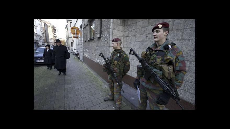 Video Události, komentáře: Evropa čelí teroru