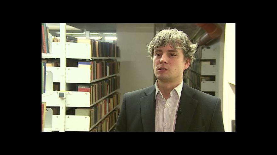 Video O digitalizaci hovoří Michal Indrák z Moravské zemské knihovny