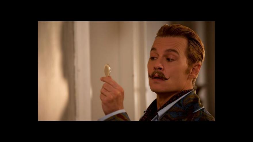 Video Johnny Depp v další potřeštěné roli