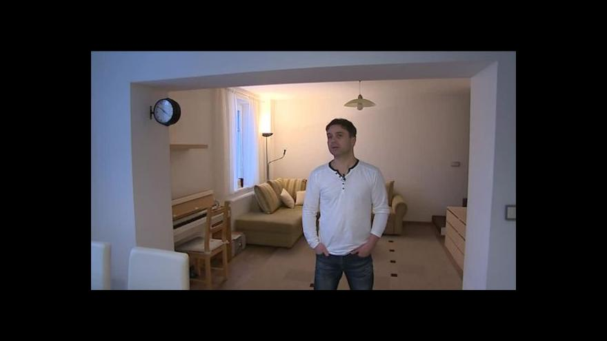 Video O rekonstrukci hovoří majitel baťovského půldomku Radovan Král