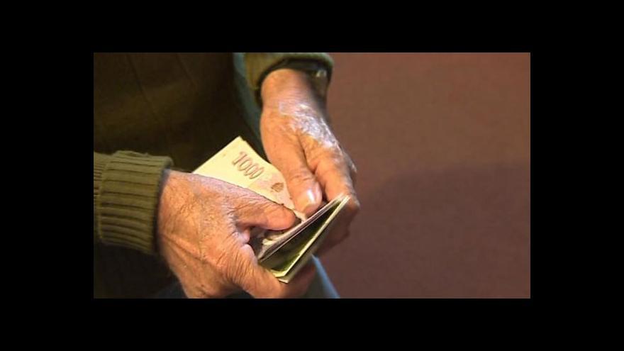 Video Stav financování důchodového systému je neudržitelný