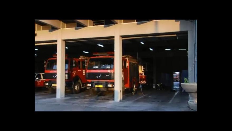Video Trailer dokumentu Firelines
