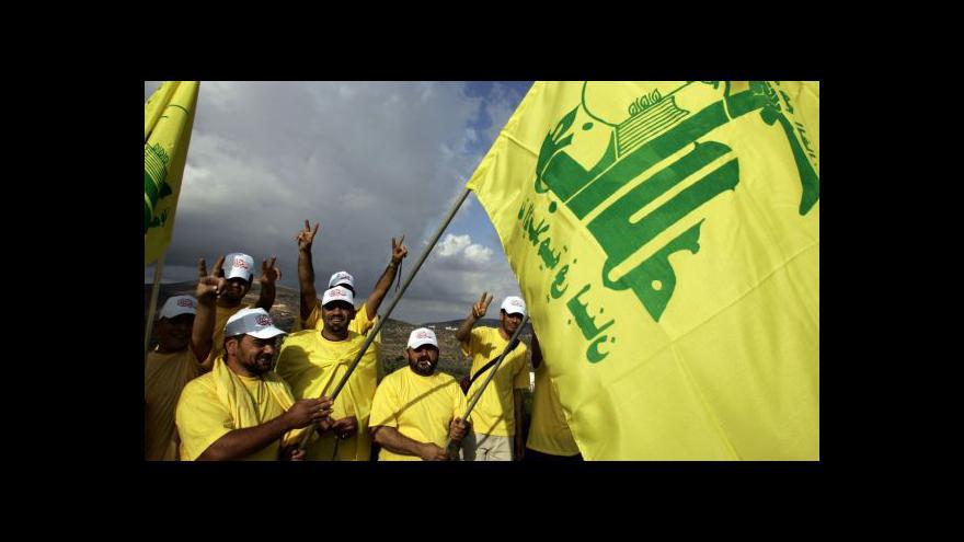 Video Szántó: Mezi zabitými byli i íránští vojáci