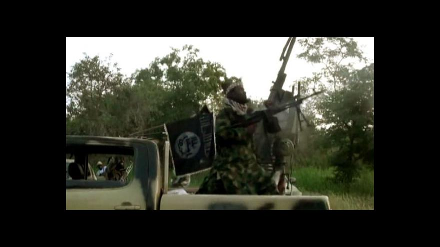 Video Teror Boko Haram v Nigérii